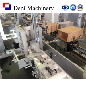 High Speed Case Wrapping Machine for Cartons pictures & photos