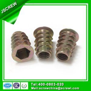 Screw Factory Socket Head 5/16*20 Internal Thread Screw pictures & photos