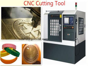 CNC Machine Cutter for Metal Cutting pictures & photos