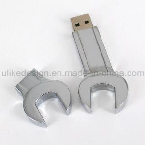 Hot! ! Metal USB Flash Driver DIY Logo (UL-P061) pictures & photos