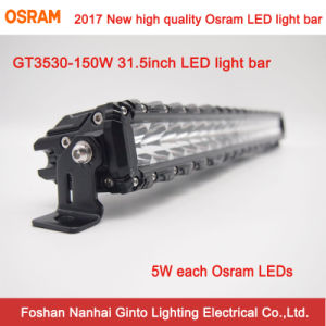 Low Profile IP68 22inch 100W LED Light Bar with Pressure Equalization Vent (GT3530-100W) pictures & photos