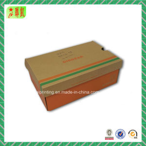 Customized Corrugated Paper Shop Box pictures & photos
