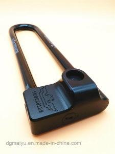 Two Eagles Top Quality Class Door Lock, Anti-Theft Lock for Office Door, U Shape Motor Bike Lock pictures & photos
