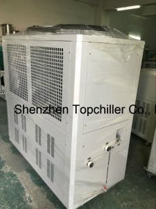 38kw Air Cooled Chiller for Plastic Mixer and PVC Calender Machines pictures & photos