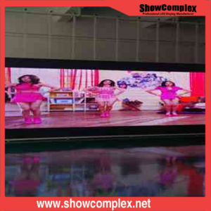 P6.25 High Resolution Rental Full Color LED Video Wall pictures & photos