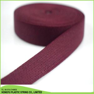 """Strong Texture and Good Price 5"""" Blue Elastic Webbing pictures & photos"""