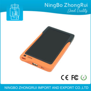 Best Price of 7300mAh Solar Charger Power Bank for iPhone for HTC for PSP pictures & photos