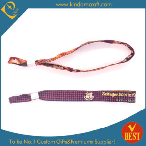 Custom Promotional Cheap Fabric Wrist Band From China pictures & photos