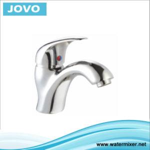 Nice Design Single Handle Basin Mixer&Faucet Jv72301 pictures & photos