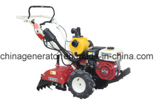 Farm Use Small Mini Power Tiller Rotavator Tiller with Colter Boot pictures & photos