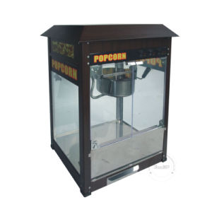 Luxury Popcorn Machine Black Eb-10
