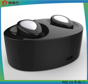 Hot selling TWS bluetooth headset headphone earbuds for mobile phone pictures & photos
