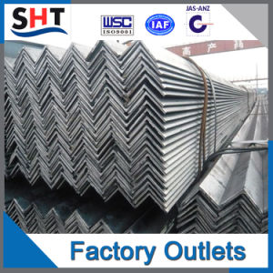 6 Meter Standard Angle Steel Bar pictures & photos