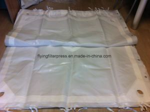 Nonwoven Filter Cloth for Filter Press pictures & photos