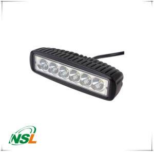 18W Flood LED Work Light Bar Car Truck SUV Ute, ATV off Road Lamp Car Accessories Work Light Bar pictures & photos