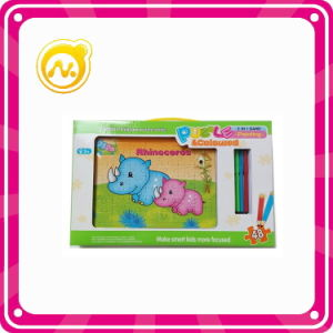 Educational Learing Jigsaw Puzzle Toys pictures & photos