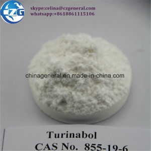 Oral Steroids 4-Chlorotestosterone Acetate Hormone Turinabol for Bodybuilding pictures & photos