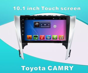 Android System Car DVD GPS for Toyota Camry 10.1 Inch Touch Screen with Bluetooth/TV/MP4 pictures & photos