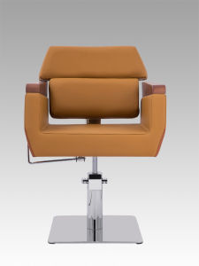 Wooden Armrest Barber Chair for Beauty Salon My-008-03 Reclining pictures & photos