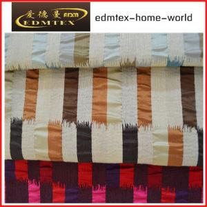 Polyester Jacquard Sofa Fabric EDM0019 pictures & photos