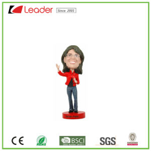 17cm Polyresin Bobbleheads Statue for Home and Table Decoration pictures & photos
