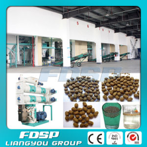 Fully Automatic Sinking and Floating Fish Food Processing Line pictures & photos