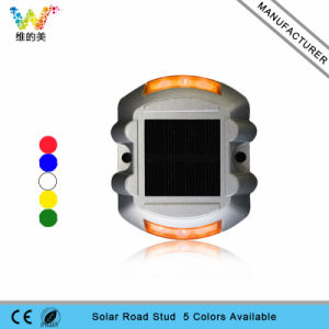 Hot LED Landscape Light Aluminum Solar Power Reflective Road Stud pictures & photos