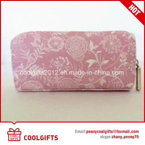 Ladies Fashion Tassels Makeup PU Bag with New Design pictures & photos