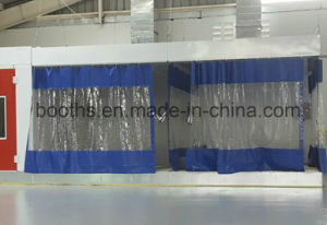 Factory Price Sanding Preparation Room with High Efficiency pictures & photos