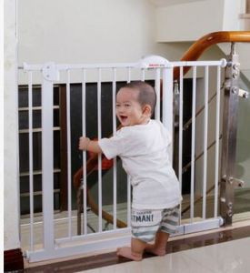 Baby Pet Child Safety Security Gate Stair Barrier pictures & photos