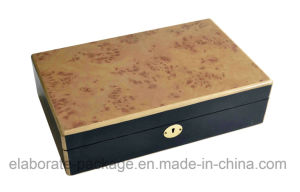 Personalized Luxury Custom Wooden Watch Packing Box Wholesale pictures & photos