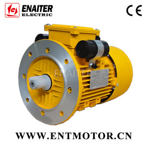Single Phase Electric Motor with Start Capacitor pictures & photos