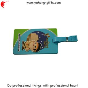 Customized OEM Name Luggage Tag for Promotion (YH-LT016) pictures & photos
