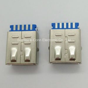 USB 3.0 Short Connector pictures & photos