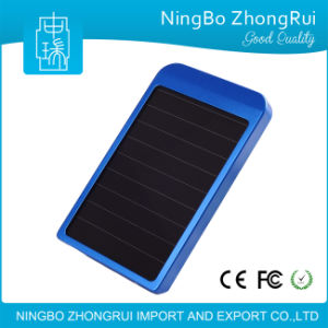 2600 mAh Solar Battery Panel Charger Portable Solar Power Bank for Cell Mobile Phone 2600mAh pictures & photos