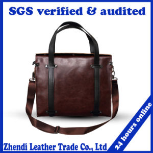 2017 Men′ S Leather Fashion Handbags Wholesale New Style Brand Handbags High Quality Handbag pictures & photos