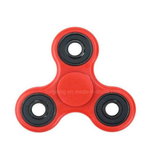 Newest Fidget Spinner Toy Ceramic Bearing EDC Hand Spinner Tri Fidget pictures & photos