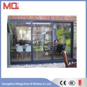 Soundproof Aluminum Sliding Door Grill Design pictures & photos