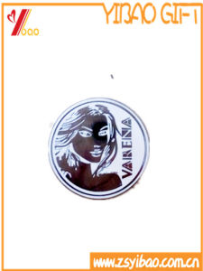 Custom Logo Button Badge Enamel Jewelry Gift (YB-HD-138) pictures & photos