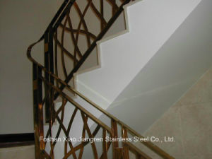 Steel Products Stainless Steel Handrail Railing for Decoration pictures & photos