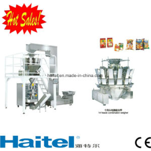 Fully Automatic Vertical Packing Machine with Scale pictures & photos