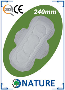 290mm Extra Long safety Night Use Sanitary Napkins pictures & photos