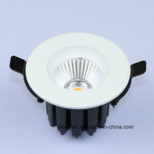 Driver UL Listed Recessed Mini COB LED Downlight with 85mm Diameter pictures & photos