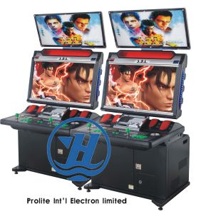 Fighting Video Arcade Game Console (ZJ-AR-ST04) pictures & photos