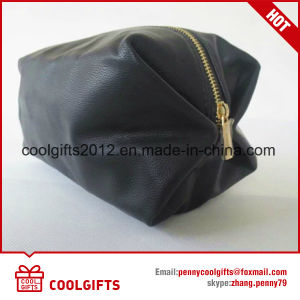 Wholesale Factory Ladies PU Cosmetic Bag with Custom Logo pictures & photos