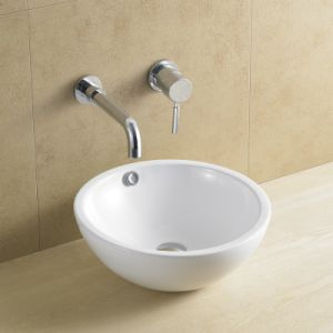 Round Popular Washhand Basin 8050 pictures & photos