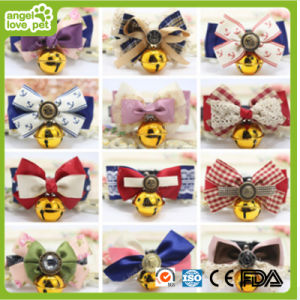 Pet Bow Tie Pet Bell Collar Pet Product pictures & photos