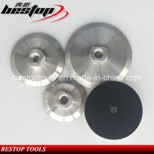 "6"" 150mm Aluminum Based Polishing Backer Pads Holder pictures & photos"