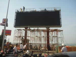 Ckgled Outdoor P6mm LED Display / LED Sign for Commercial Sites pictures & photos