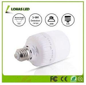 20W Motion Sensor Light Bulb E26 T80 Radar LED Sensor Night Light Bulb for Bedroom Stair Garage Backyard Doorway pictures & photos
